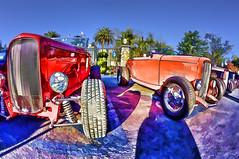 Deuces Wild! (dmentd) Tags: ford 1932 hotrod streetrod roadster highboy