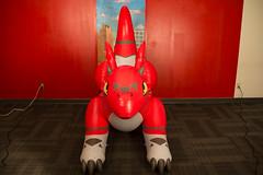 IMG_3085 (aaronwhipya) Tags: blue red husky aaron gray inflatable huskers inflatables inflate inflation pouncing guilmon aaron8181 huskershep