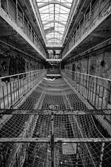 Libert retrouve (Coco K...) Tags: noiretblanc prison abandon libert 18mm dcrpitude