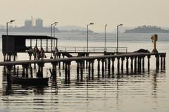 píer (Ruby Ferreira ®) Tags: bay boat layers ripples píer brasilemimagens baíadaguanabararj