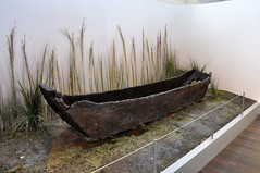 "Bronze Age log boat • <a style=""font-size:0.8em;"" href=""http://www.flickr.com/photos/114658378@N03/12949131284/"" target=""_blank"">View on Flickr</a>"