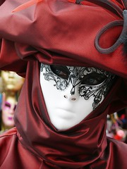 Masked (pompey shoes) Tags: carnival venice portrait italy face ball costume faces mask historical masquerade colourful masked mardigras venezia theatrical gamewinner herowinner