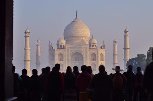 Taj Mahal, Agra, From FlickrPhotos