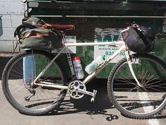 #thislooksright (MannyAcosta) Tags: tom emily track kurt nick dana bikes sean tommy andre will single diablo puck mtdiablo mtbiking overnight rivendell bbh rbh mb1 s240
