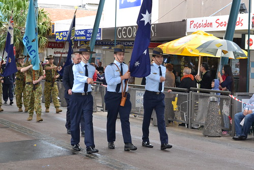 Campbelltown Anzac Day March 2014