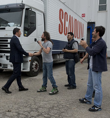Renzi visita gli stabilimenti Scavolini a Pesaro (Palazzochigi) Tags: pesaro scavolini stabilimento operai montelabbate matteorenzi
