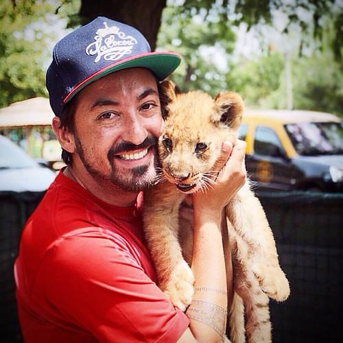Melhor ZÔO que já fui!!! :) #Argentina #zoo #lujan