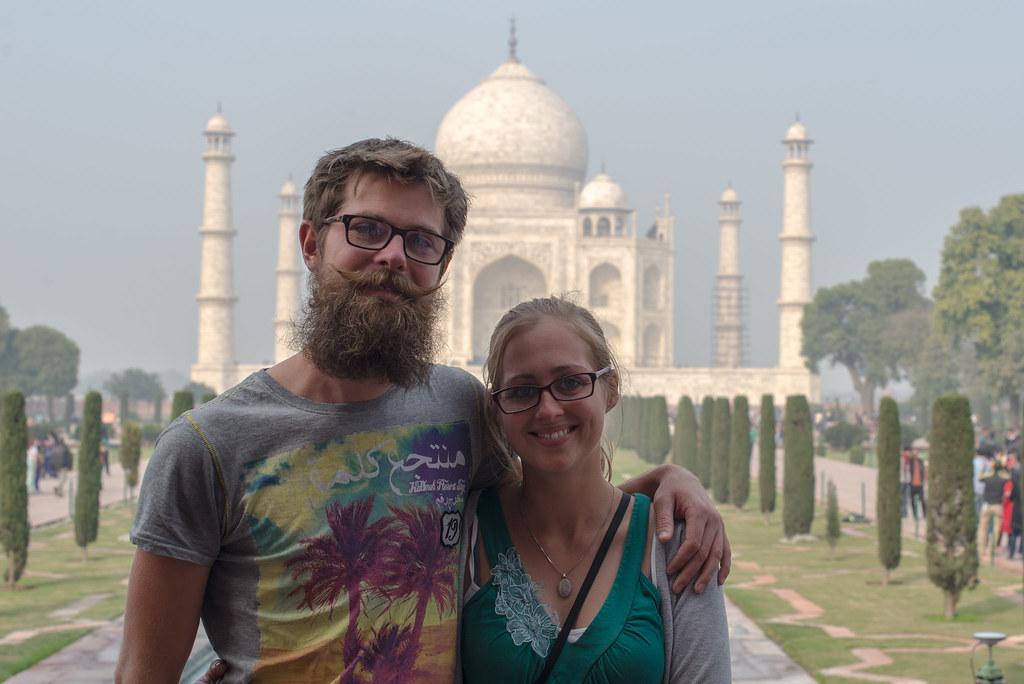 P&P rocking the Taj