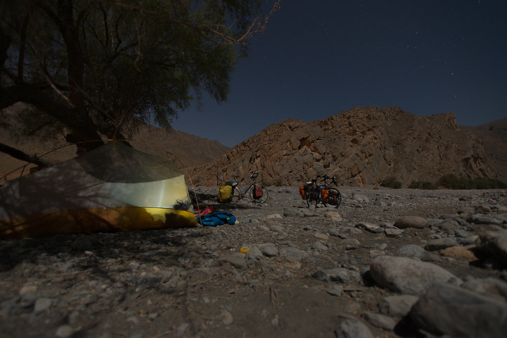 Wadi Camping