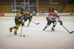 A77V8669 (Don Voaklander) Tags: woman college sports hockey sport female women university edmonton varsity alberta pandas womens ice hockey university clare drake voaklander donvoaklander