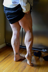 _DSC0030jj (ARDENT PHOTOGRAPHER) Tags: highheels muscle muscular mature milf tiptoe calves flexing veiny