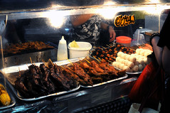 Geylang Serai Ramadan Bazaar - 19.07.14 (Claire.Bate-Roullin) Tags: travel food blog student nikon singapore market diary journal eid snack malaysia raya bazaar hari ramadan streetfood hariraya geylang serai d90 tumblr