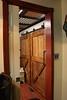 Pocket Door and Barn Doors (picsbyrita) Tags: door wood diy view laundryroom barndoor pocketdoor scavenger12 52in2015 45somethingbeginningwithd week4in2015