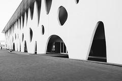 Europa fira (lorenzoviolone) Tags: barcelona trip travel blackandwhite bw monochrome architecture blackwhite spain fav50 journey finepix faire fujifilm catalunya firabarcelona fav10 agfascala200 fav25 lhospitaletdellobrega