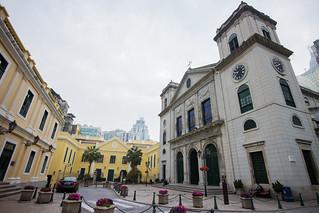 澳門主教座堂(Igreja da Sé)