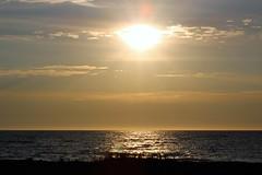 Jekyll Island's sunrise (Photos by Davida) Tags: new morning inspiration beach rain clouds sunrise island day after dawning jekyll