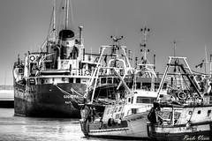 Il porto - The harbor (Pablos55) Tags: sea harbor mare ships porto navi anzio