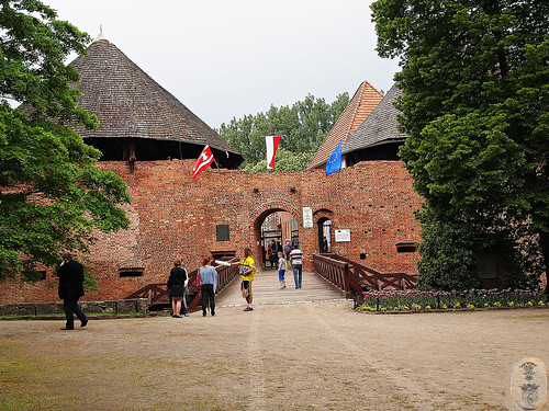 castle in Miedzyrzecz...