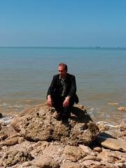 La Grosse sirne (d'aprs Andersen). (Guillaume Cingal) Tags: plage chay atlantique pentecte angolins
