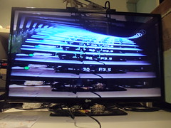 Infinity Shot (Sandor the Hun) Tags: television reflections tv infinity digitalcamera flatscreentv