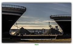 PORT DE DUNKERQUE (5) (rgisa) Tags: port boat ship quay bateau quai dunkerque freycinet navire