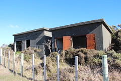 Baring head observation post (AA654) Tags: world observation concrete rust war post head wellington ww2 baring