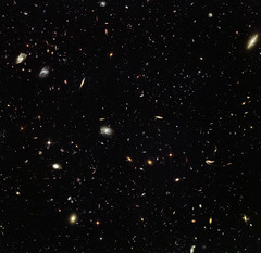 Hubble Gets in on a Galactic Gathering (NASA's Marshall Space Flight Center) Tags: clusters nasa telescope galaxy hubble hubblespacetelescope nasasmarshallspaceflightcenter