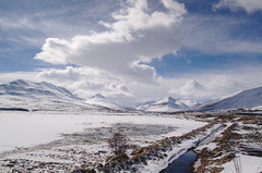 Dalvk view (JimLeach89) Tags: travel holiday snow nature digital rural landscape outside outdoors countryside iceland nikon scenery exterior view natural dslr d40 nikond40 d40x d40d40x