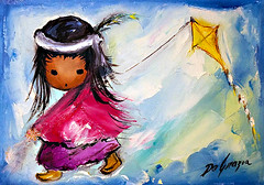 Stay cool this weekend by visiting the Gallery in the Sun! (DeGrazia Gallery in the Sun) Tags: arizona kite ted colors architecture artist gallery desert artgallery tucson paintings az adobe oil degrazia catalinas paletteknife ettore nationalhistoricdistrict teddegrazia galleryinthesun