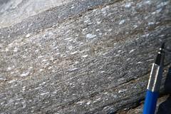 Daniel Creek Formation, Bull Creek, Robin Hood Stn IMG_8059 (ianw1951) Tags: australia georgetown queensland schist sillimanite proterozoic etheridgeprovince
