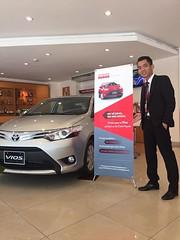 Anh Ch Em c nhu cu mua xe VIOS, hy  Toyota Financial Services (TFS) & Mr. Nhn h tr nh ! #Vay_D_Dng #Tr_Nh_Nhng #ToyotaBenThanhOnline_0907771212 (toyotabenthanhonline) Tags: ben toyota thanh xe trong gi khu nc tphcm nhp