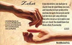 Zakat (worldmuslimpediawmp) Tags: charity islam quran zakat compulsory
