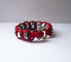 IMG_9914 (Elena Murzina) Tags: hand made bracelet survival   paracord         helenmur