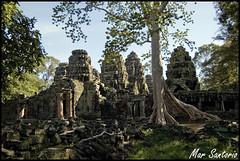 Banteay Kdei (Mar Santorio) Tags: d50 temple nikon cambodia siemreap templo banteaykdei camboya