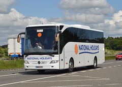 781. NH15 GCH: National Holidays (chucklebuster) Tags: mercedes holidays national tourismo nh15gch