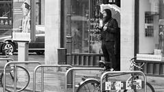 Style in contrast... (Dirk Frster) Tags: street city portrait sky people blackandwhite bw white streetart black night landscape prime lights licht wasser nacht live candid sony streetphotography places symmetry leipzig menschen stadt moment monuments situation limited landschaft smc towns schatten stdte jahr leben stadtlandschaften augenblick 2016 symetrie wgt streetphotographer sehenswrdigkeiten streetlive citylive strasen strase streetphotographie tageszeit kunstvoll streetfotografie ortsbezeichnung kameraobjektiv sel50f18 alpha6000 sel90m28g blendemax