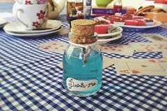 Sorry, Alice! (~Miss Skellington) Tags: wonderland party beba drink alice blue