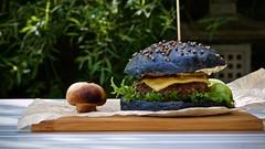 IMG_3037 (ermakov) Tags: orange black green mushroom tomato handmade sauce burger craft meat grill bun helios442