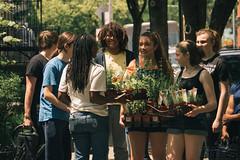 HarlemGrown-21 (United Nations International School) Tags: school students gardening farming volunteer unis composting harlemgrown