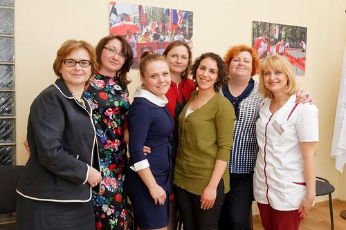 US Ambassador Visits Linda Clinic in Estonia