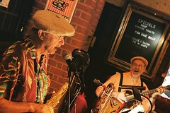 "The Moodswingers at The Beehive <a style=""margin-left:10px; font-size:0.8em;"" href=""http://www.flickr.com/photos/120419788@N08/27397648315/"" target=""_blank"">@flickr</a>"
