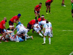 DSC00717 (melobatz) Tags: rugby ernest finale stade wallon prod2 aviron aurillacois boayonnais