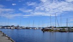Laivaranta, Padasjoki (Villikko) Tags: summer lake finland boat harbour satama kesä vene järvi päijänne