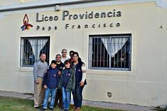 Donacin en Centro Providencia (U.S. Embassy Montevideo) Tags: usmc uruguay marines solidaridad providencia usmarines educacin donaciones inclusinsocial marinosdeestadosunidos