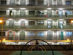 Nam Shan Estate  (wilwilwilsonsonson) Tags: symmetry neighbourhood publichousing publichousingestate     namshanestate