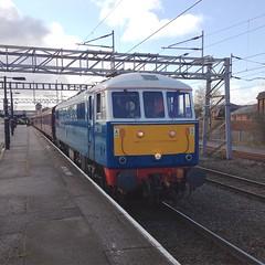 86259/E3137 (Lewis_Hurley) Tags: electric peterpan railtour charter nuneaton ukrail class86 westcoastrailways uktrains lesross