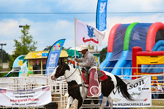 Blythewood Rodeo 2016-45 (Perry B McLeod) Tags: sc cowboys barrel bull racing bulls riding rodeo cowgirl calf saddle bronc blythewood roping ipra
