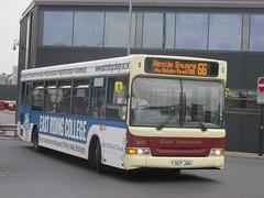East Yorkshire 307 T307JRH Hull Interchange on 66 (1280x960) (dearingbuspix) Tags: 307 eastyorkshire eyms t307jrh