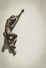 (c) Wolfgang Pfleger-6194 (wolfgangp_vienna) Tags: italien statue val figure ulrich dolomiti sdtirol altoadige valgardena kunstwerk gardena ortisei dolomiten stulrich grlen sanktulrich