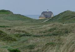 Dunes (AstridWestvang) Tags: sea building landscape denmark coast skagen
